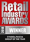 Retail Industry Awards Winners 2018